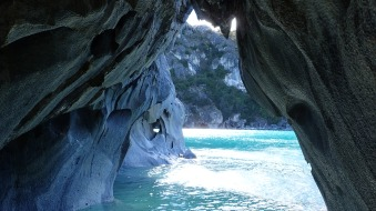 Marble caves