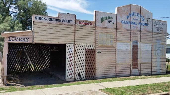 General store Injune